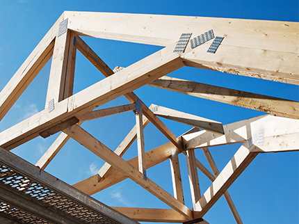 Timber mart white 39 s construction for Pre engineered trusses
